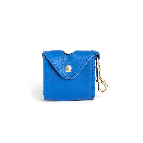 [CLEARANCE!] The Classic Dog Business Pouch by Owned & Adored in Cobalt Blue