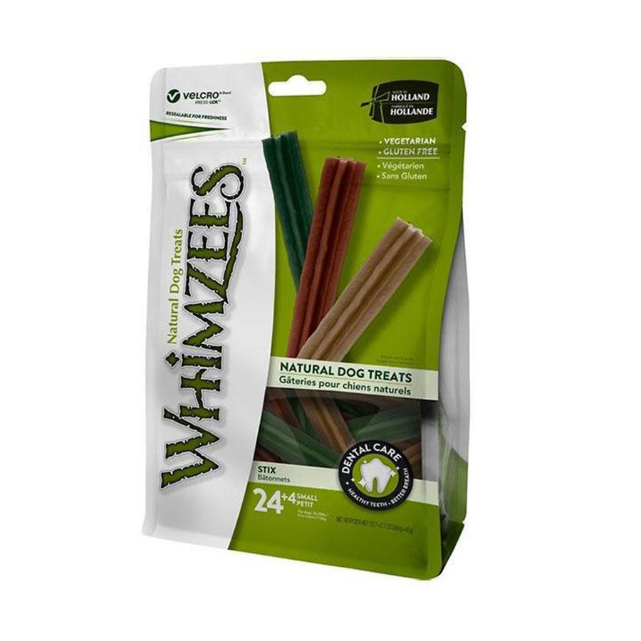 WHIMZEES Natural Dental Dog Chews Pack - Stix