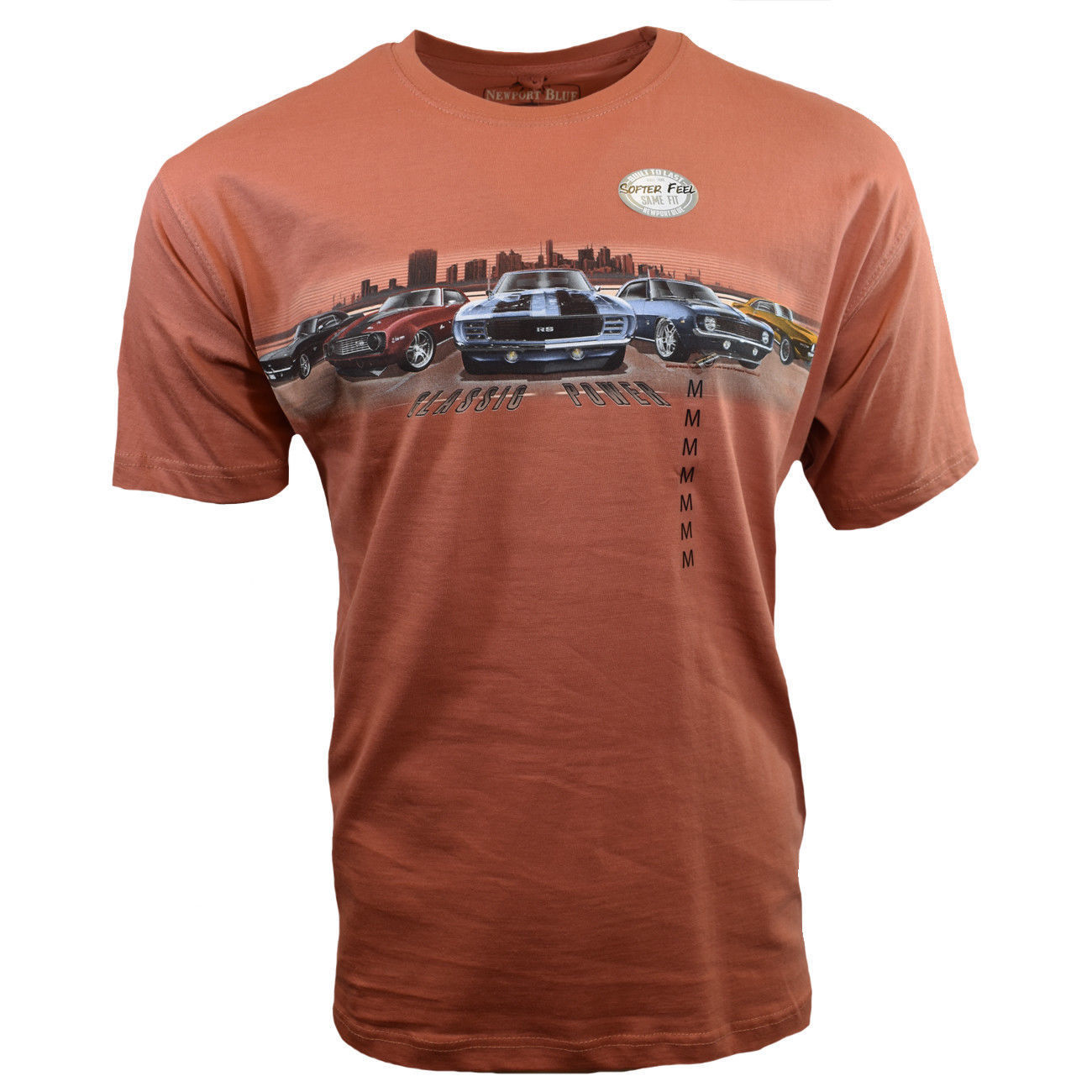 Chevrolet American Muscle Long Sleeve Graphic T-Shirt
