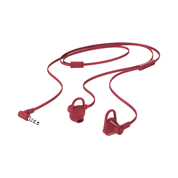 HP Doha InEar Headset 150 - E Red