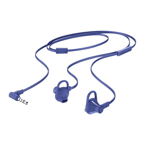 HP Doha InEar Headset 150 - M Blue