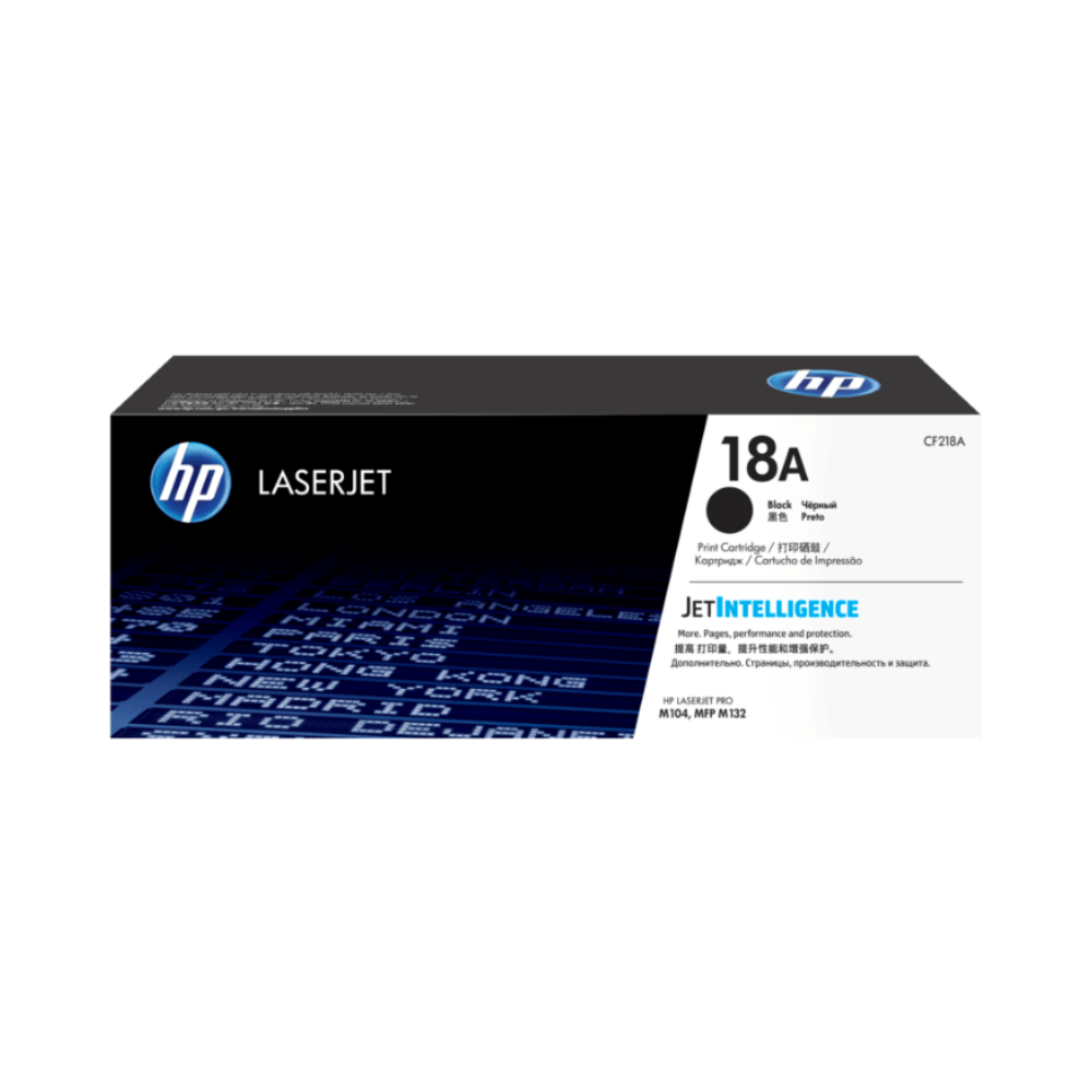 HP Laserjet 18A Black Toner Cartridge
