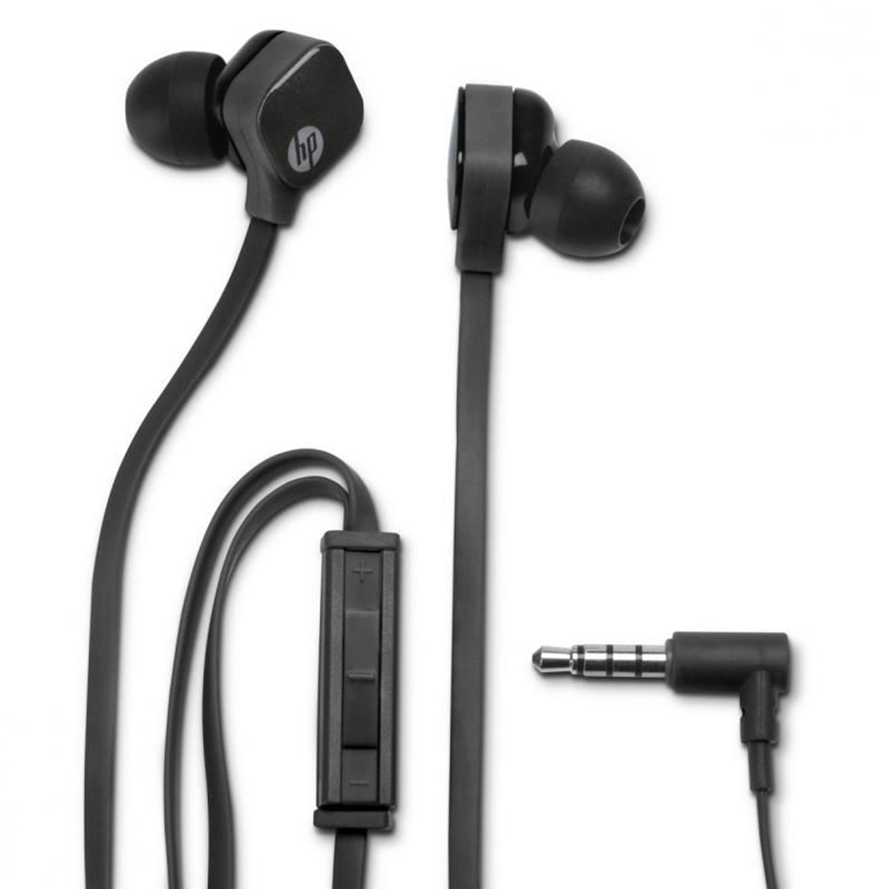 HP In Ear H2310 Headset - Black