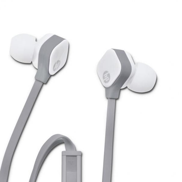 HP In Ear H2310 Headset - White