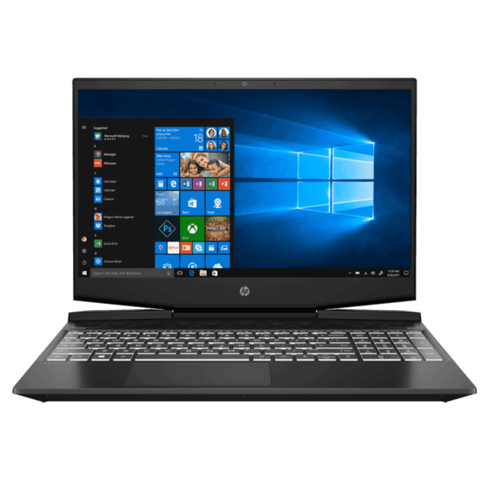 HP Pavilion Gaming Laptop 15-EC0100AX