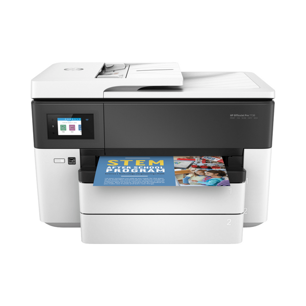 HP OfficeJet Pro 7730 Wide Format AIO Printer