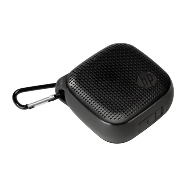 HP Black Bluetooth Mini Speaker
