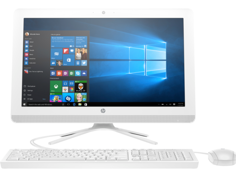 HP All-in-One - 22-b412in