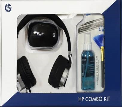 HP Accessories Combo Kit