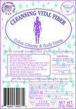 Cleansing Vital Fiber - Free Shipping