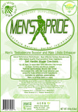 Men's Pride 800mg - 120 vegetarian capsules - FREE Shipping