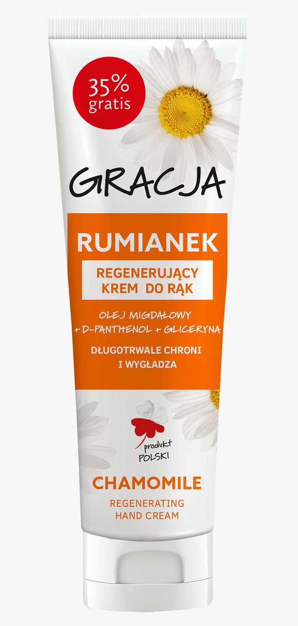 Gracja Chamomile Regenerating Hand Cream 100ml