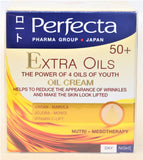 Perfecta Age Control Extra Oils 50+ lifting anti-wrinkle face oil-cream day & night 50ml