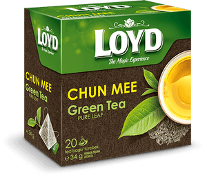 CHUN MEE - Green Tea pure Leaf