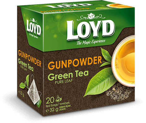 GUNPOWDER - Green Tea Pure Leaf