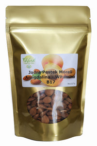 Raw Apricot Seeds from HERB Health From Nature 8oz