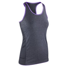 Load image into Gallery viewer, Women's Stringer Back Marl Top