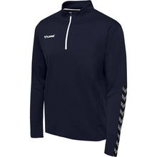 Load image into Gallery viewer, Hummel Authentic Half Zip Sweatshirt