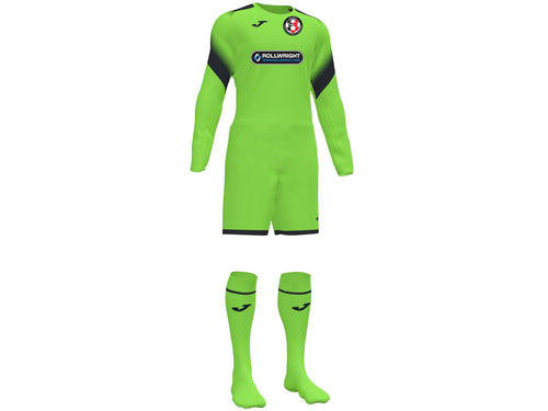 Focus Football Academy Goalkeeper kit