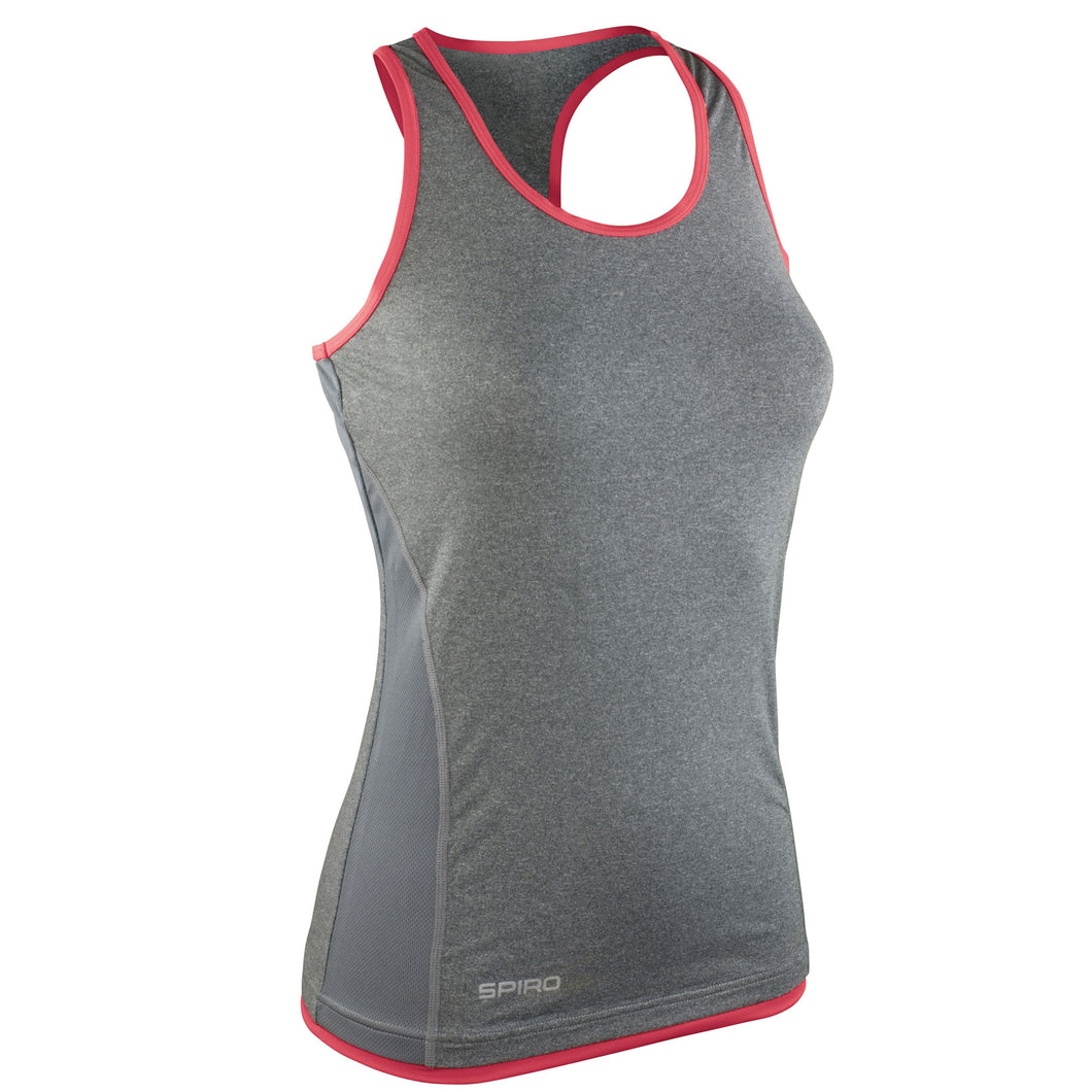 Women's Stringer Back Marl Top