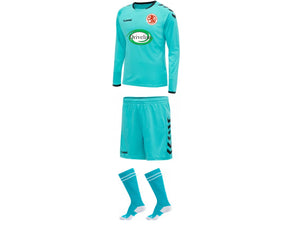 Cleveland Juniors Home Goalkeeper Kit