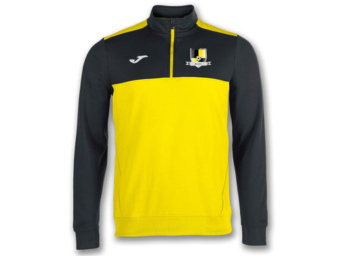 Billingham United 1/2 Zip Top