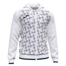 Load image into Gallery viewer, Joma Supernova III Full Zip Hoodie Juniors