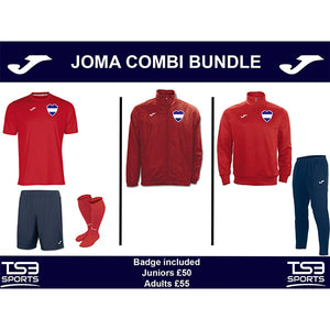 Joma Combi Bundle
