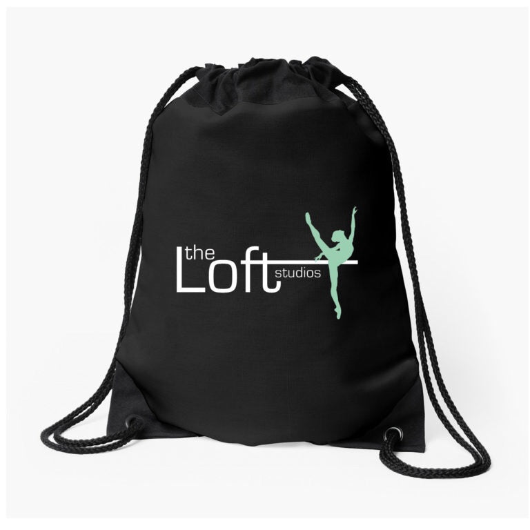 The Loft Studios Drawstring Bag