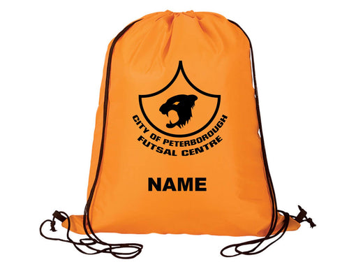Peterborough Futsal Centre Draw String Bag