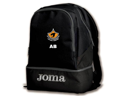 Peterborough Futsal Centre Back Pack