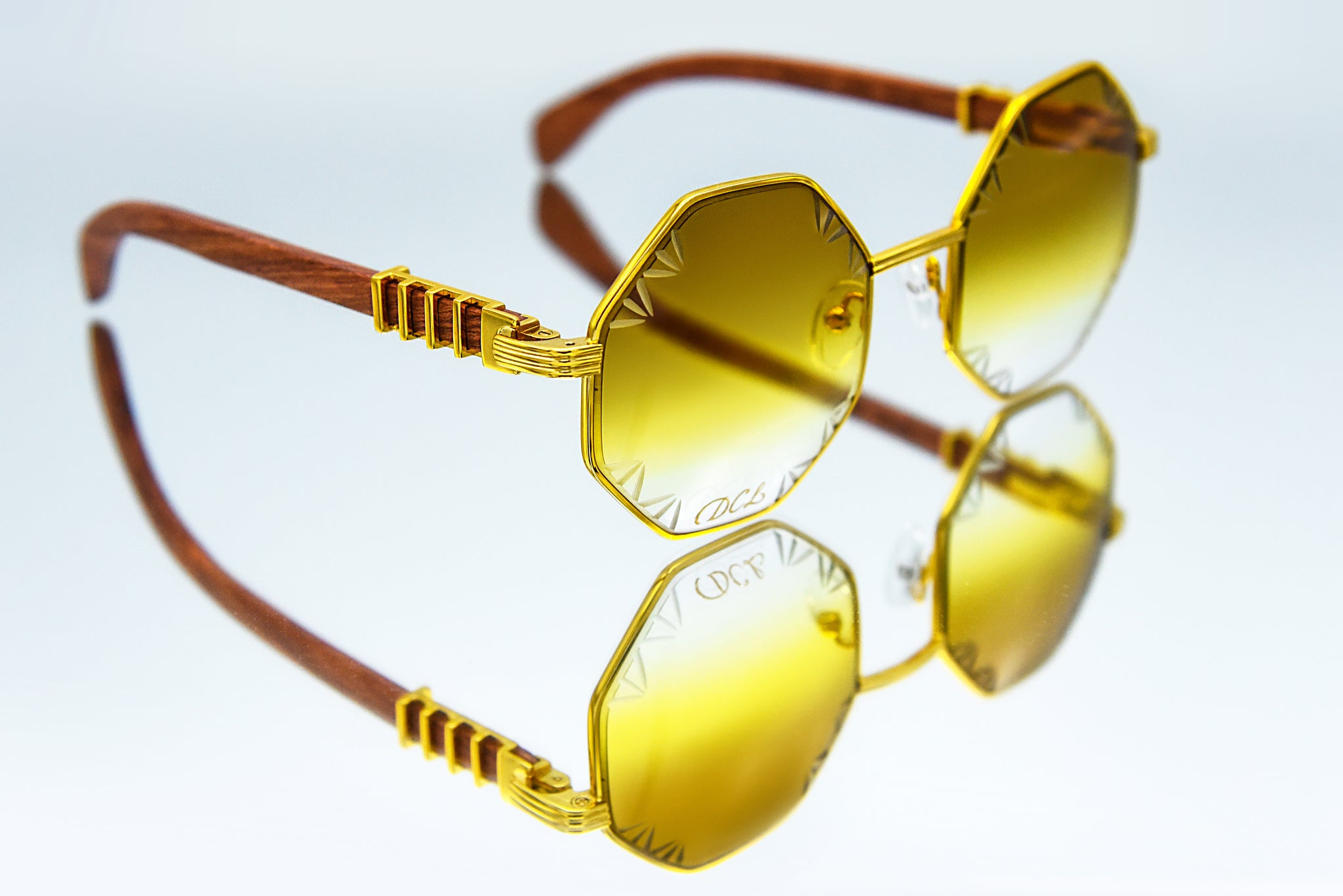 Sunset Fade - Diamond Cut Lenses - DaVinci