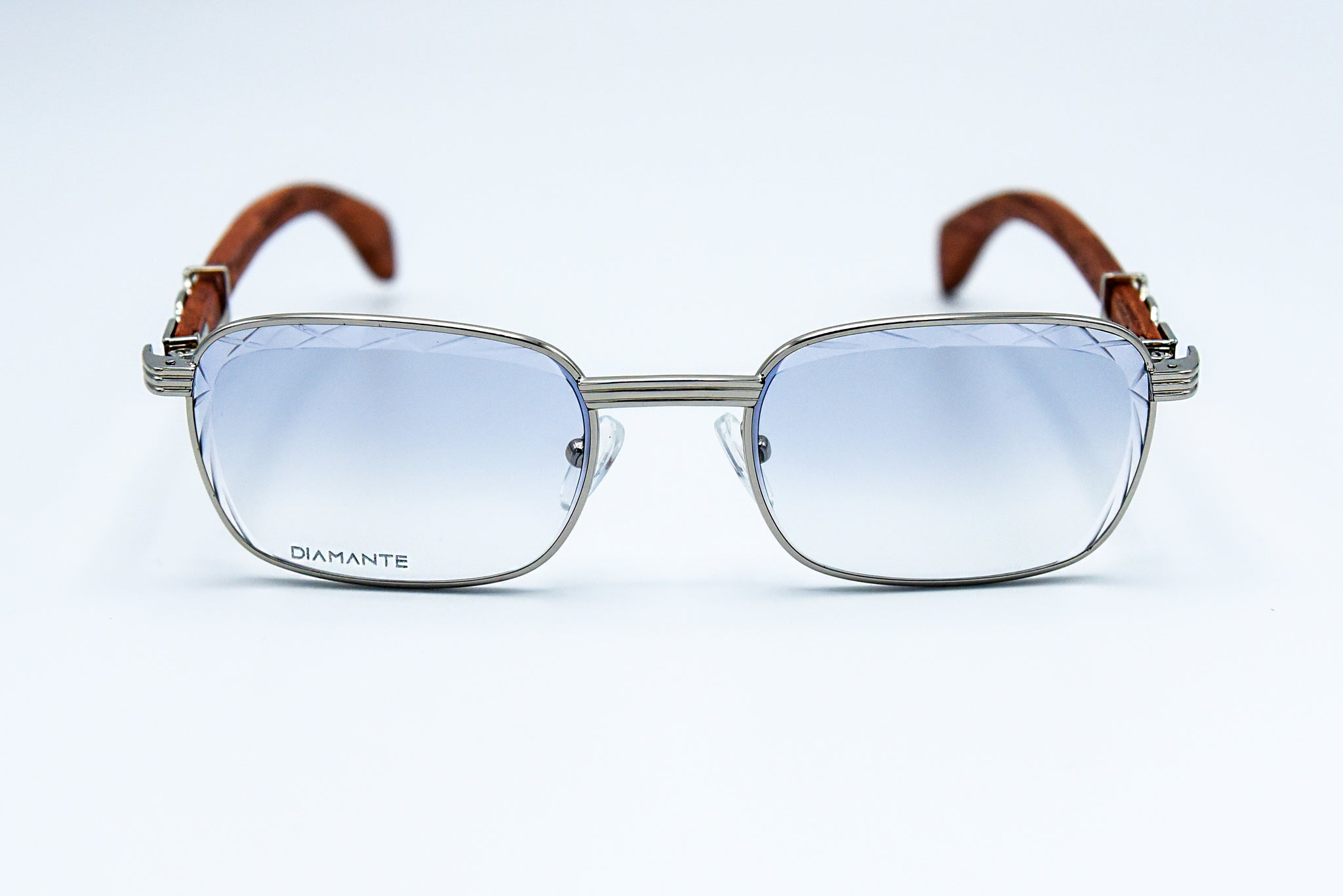Light Grey Fade - Diamond Cut Lenses - Transitions - Michelangelo