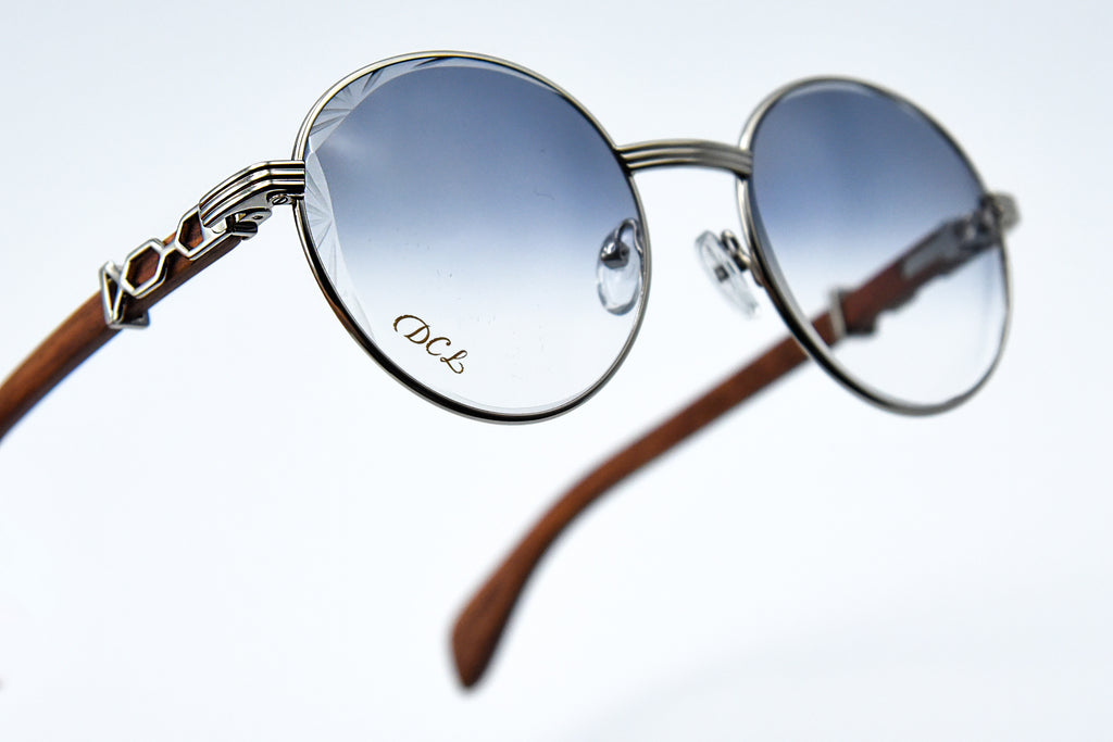 Grey Fade - Diamond Cut Lenses - Picasso