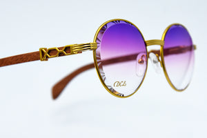 Cotton Candy Fade - Diamond Cut Lenses - Picasso