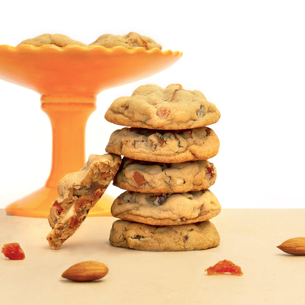 Apricot and Almond Cookies Baking Kit
