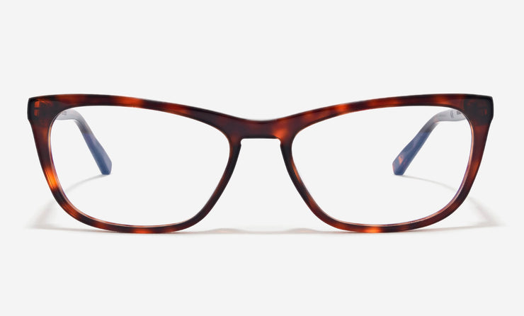 Capri medium acetate cateye frames