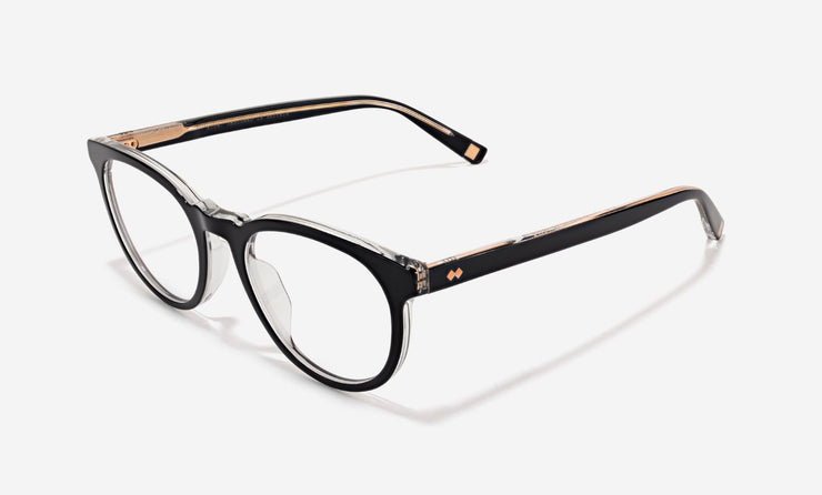 dean medium acetate square frames