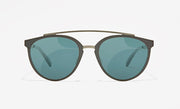 enzo medium metal aviator sunglasses