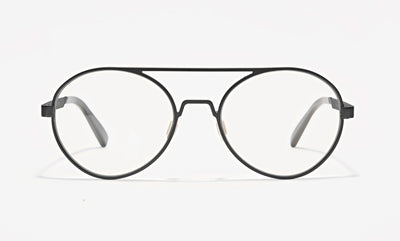 otto medium milled metal round frames