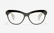 sophia large acetate cat eye frames