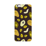 Autumn Maroon (Apple iPhone)-for iPhone 4 4S-Avocado Design Store