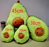 Avocado Plush Toy