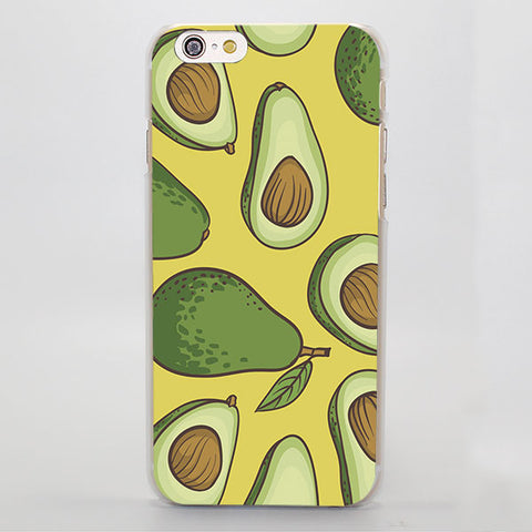 Custard Dreams (Apple iPhone)-for iPhone 4 4s 4g-Avocado Design Store