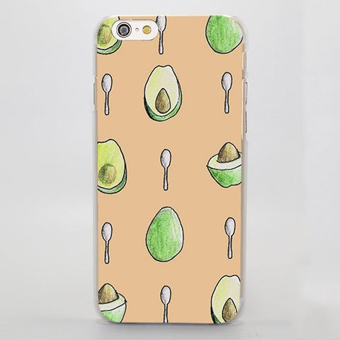 A Spoonful Of Delicious (Apple iPhone)-for iPhone 4 4s 4g-Avocado Design Store