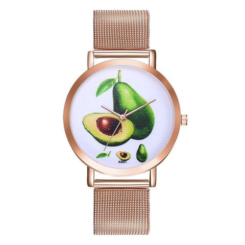 Avocado O'Clock-Rose Gold-Avocado Design Store
