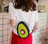 Avocado Crossbody Purse-Avocado Design Store