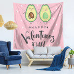 Happy Valentine's Day! Avocado Pattern Tapestry-Valentine-150x130-Avocado Design Store