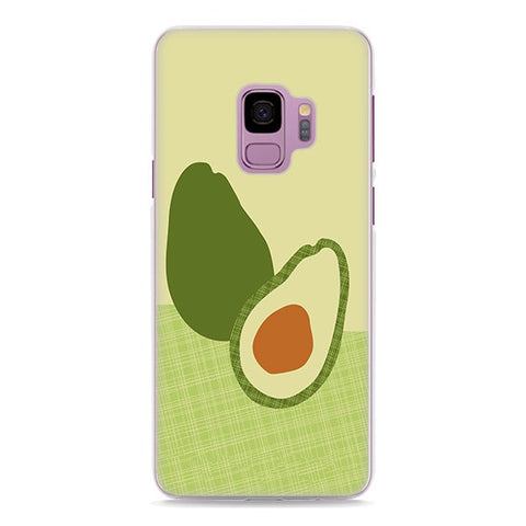 Avocado Sense (Samsung)-for Samsung S9-Avocado Design Store