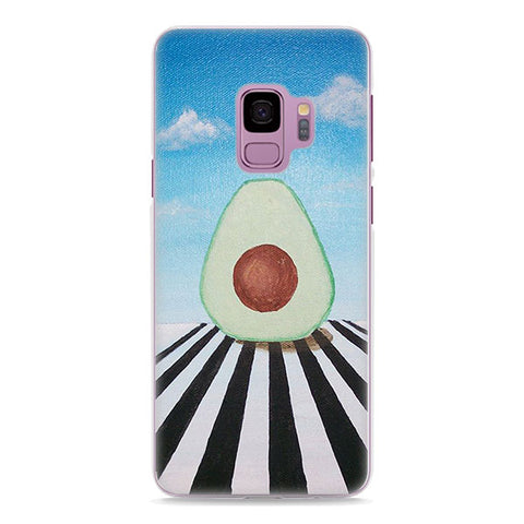 Crosswalk Avocado (Samsung)-for Samsung S9-Avocado Design Store